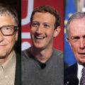 Λιστα Forbes με τους πλουσιούτερους Αμερικάνους