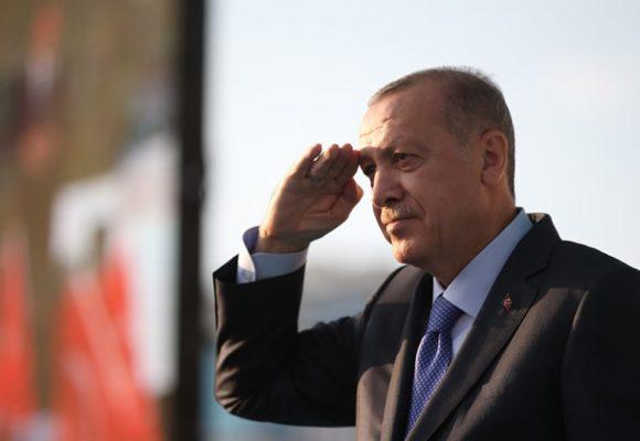 Ερντογάν – Θηριωδίες μέσα στα εδάφη της Συρίας