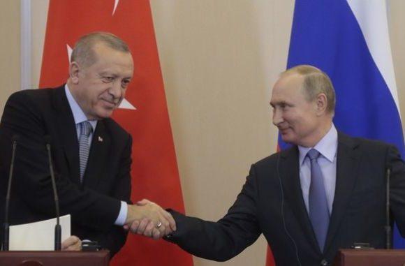 Συμφωνία Ερντογαν – Πουτιν